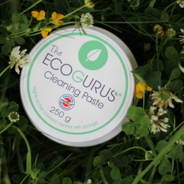 the eco gurus - cleaning paste and foam