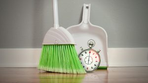 speed up cleaning time
